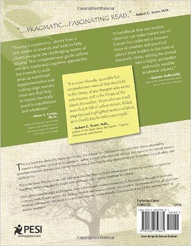 Trauma Competency: A Clinician's Guide: Linda Curran ...