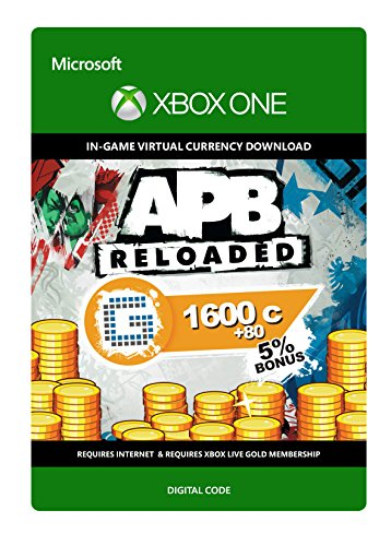 APB Reloaded 1680 G1C - Xbox One Digital Code by Deep Silver