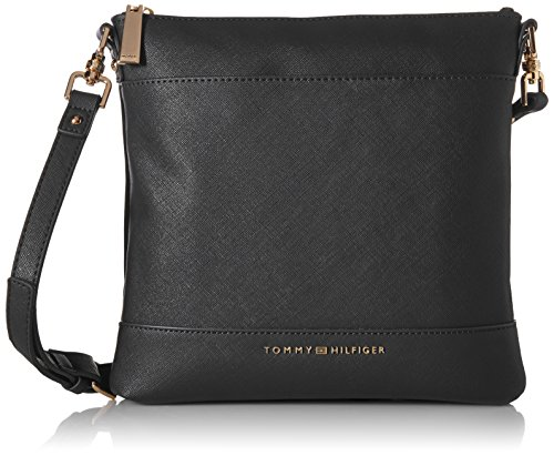 Bag Crossbody Tommy Hilfiger Black Maisie Hilfiger for Tommy Women aTH7nqUw