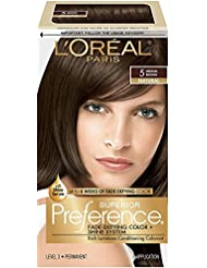 L'Oreal Superior Preference Permanent Hair Color, 5...