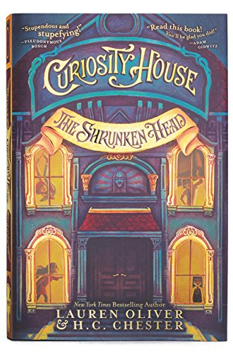 Image of Curiosity House: The Shrunken Head