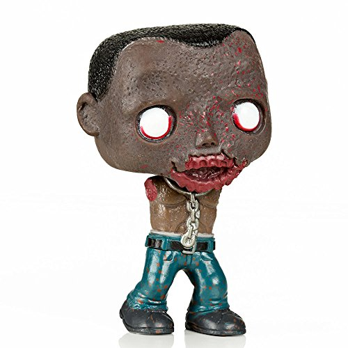 Funko - Figurine Walking Dead - Michonne Pet Zombie 2 Serie 2 Pop 10cm - 0830395031293