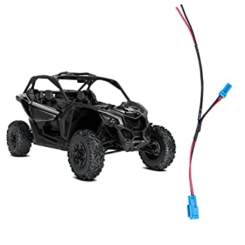 maverick x3 accessory wiring pigtail for can am maverick x3: amazon ca:  automotive