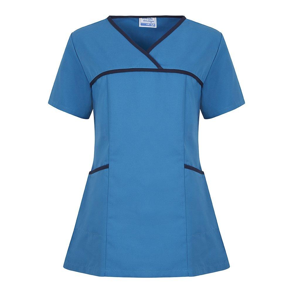 Workwear World - Top Uniforme Sanitaria - Donna WW132