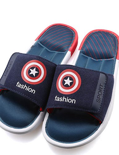 us8 Eu44 home Hombre Única Marvel Casual Talla Cn46 Dark de Cn41 Uk10 playa Uk7 Blue Hombre Fashion Ntx us11 Zapatillas Multicolor Blue Royal Héroes Eu40 xv1w6qXf