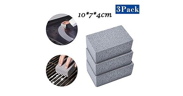 Amazon.com: Wenjuan - Lote de 3 bloques de ladrillos de ...