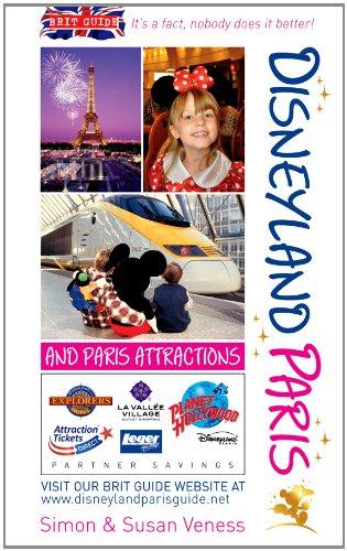 Disneyland Paris and Paris Attractions, 2012