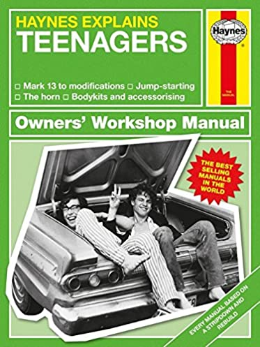 teenagers haynes explains owners workshop manual amazon co uk rh amazon co uk Destroyer Flecher Haynes Manual Clymer Manuals