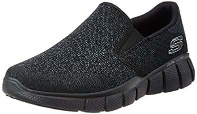 Skechers Mens - Equalizer 2.0 Black Size: 6.5 US / 5.5 AU