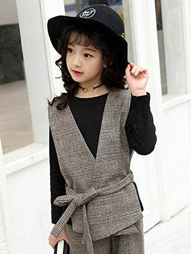 1c5d6bf32c04b Godlovefull韓国子供服 キッズフォーマル 入学式 女の子 スーツ セットアップ 入学式 スーツ パンツスーツ