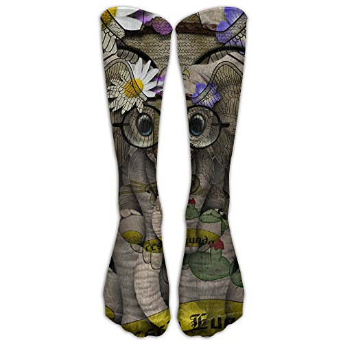 New Mexico State Emblem Compression Socks Tube Socks Athletic Socks Performance Socks Knee Socks Crew Socks High Socks Basketball Socks Volleyball (Chile National Costume For Girls)