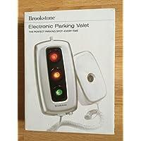 Brookstone ELECTRONIC PARKING VALET Ultrasonic Sensors
