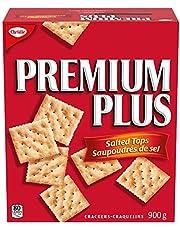 PREMIUM PLUS Salted Tops Crackers 900g, Thanksgiving Crackers