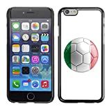 STPlus Italy Italian Soccer Football Ball Flag Hard Cover Case for Apple iPhone 7 / iPhone 8
