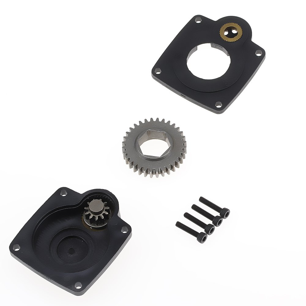 T10048 Electric Roto Starter Backplate 28 Nitro Engine For 1//8 Rc Model Car