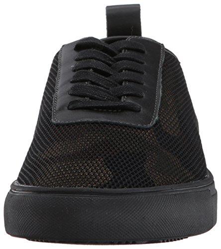 Kenneth Cole Réaction Mens Design 20287 Mode Sneaker Noir / Camo