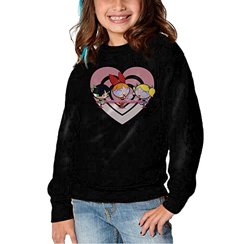 trendy-powerpuff-girls-heart-o-neck-sweater-sweatshirt-for-toddler-children-kids