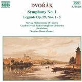 Symphonie n°1 / Légendes