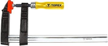 Topex 12A120 Sargento de Barra, 80x300mm