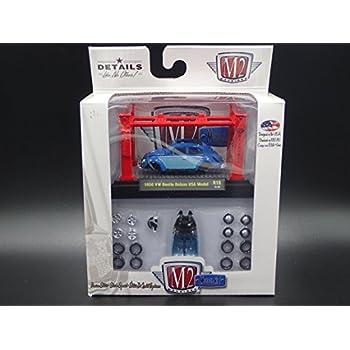 Amazon.com: M2 Machines 1970 Dodge Super Bee 383 R18 18-07 2018 M2 ...