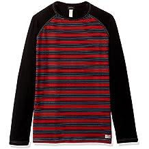 Diesel Men's Casey Stripe Sleep Shirt
