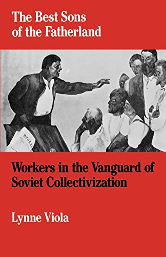 The Best Sons of the Fatherland: Workers in the Vanguard of Soviet Collectivization by Oxford University Press (Image #1)