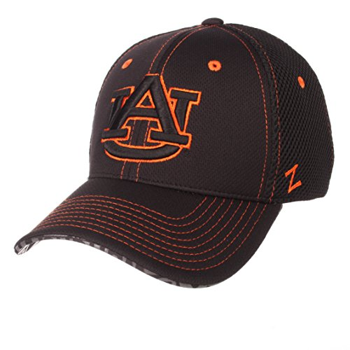 NCAA Auburn Tigers Men's Undertaker Hat, X-Large, Black (Tiger Apparel Black)
