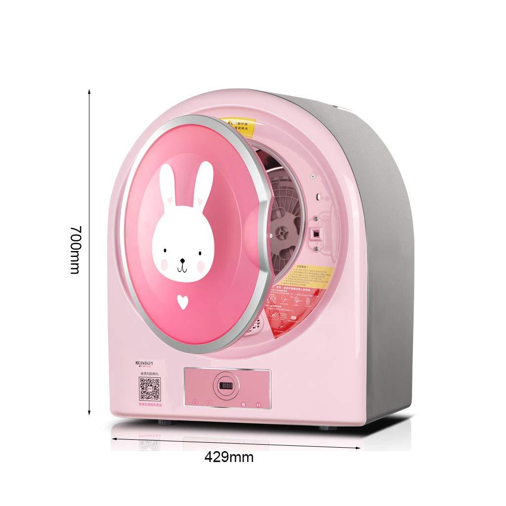 FORWIN UK- Secador De Bebés Pequeños, Deshumidificación Y Secado Rápido De Tambor, Deshumidificador De Luz UV (Color : Pink): Amazon.es: Hogar