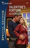 Valentine's Fortune, Allison Leigh, 0373654332