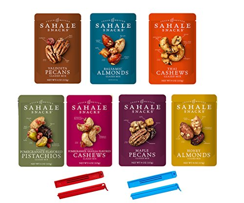 Sahale Snacks Natural Glazed Variety