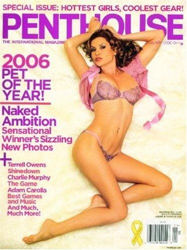 Read Online Penthouse January 2006 Issue (Jamie Lynn) pdf