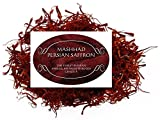 Persian Saffron Threads 28 gram 1 oz Zaffron Azafran Finest Iranian Organic Threads Grade A