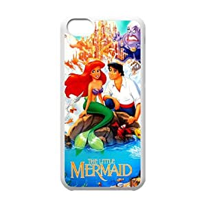 The Little Mermaid for iPhone 5C Phone Case Cover TLM5861