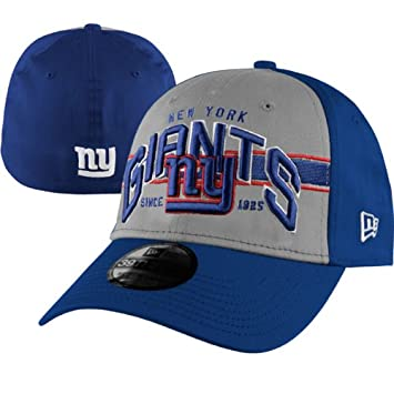 NFL New Era New York Giants tribanda 39THIRTY Flex gorra – azul ...