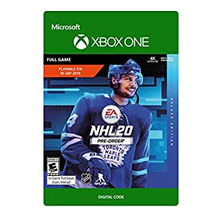 NHL 20: Deluxe Edition - Xbox One [Digital Code]