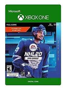 Amazon.com: NHL 20: Deluxe Edition (Pre-Purchase) - Xbox