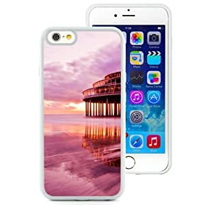 New Beautiful Custom Designed Cover Case For iPhone 6 4.7 Inch TPU With Sea Restaurant And Casino (2) Phone Case WANGJIANG LIMING