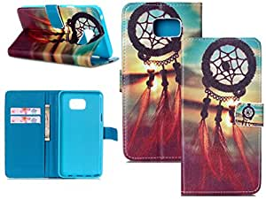 For Samsung Galaxy Note 5,Note 5 Flip Case,Note 5 Wallet Case,Candywe PU Flip Wallet Leather Protective Case Cover For Samsung Galaxy Note 5 004