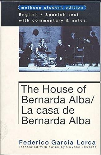 la casa de bernarda alba translation