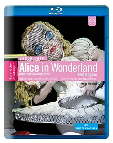 Kent Nagano - Alice in Wonderland (Blu-ray)