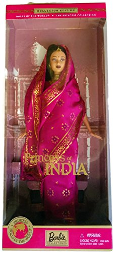 Barbie Princess of India Dolls of the World