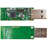 TOOGOO Wireless Bluetooth 4.0 Ble Cc2531 Sniffer Board Usb Interface Dongle Packet Protocol Debug Packet Module
