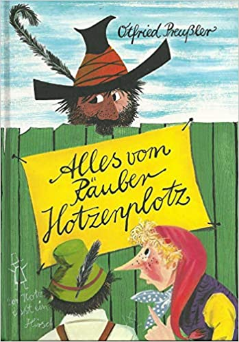 Alles vom Räuber Hotzenplotz: Amazon.de: Otfried Preussler, F J ...