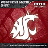Washington State Cougars 2019 Calendar