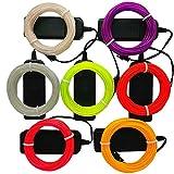Best El Wires - TGHCP 7 Pack 9FT Neon Glowing EL Wire Review
