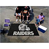 Fan Mats Oakland Raiders Ulti-Mat, 60'' x 96''