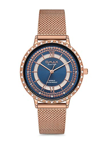 Omax Analog Formal Watches for Women