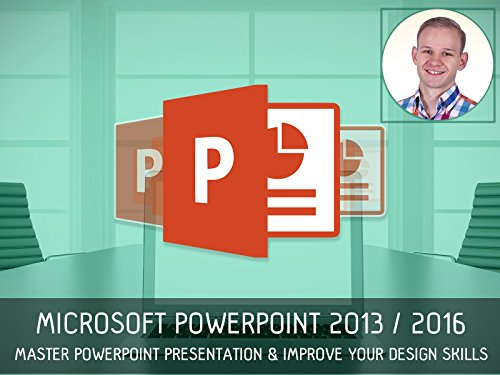 Microsoft Powerpoint 2013 / 2016 on Amazon Prime Video UK