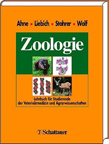 Zoologie: Lehrbuch für Studierende der Veterinärmedizin und Agrarwissenschaften. Unter Mitarbeit von Horst Erich König