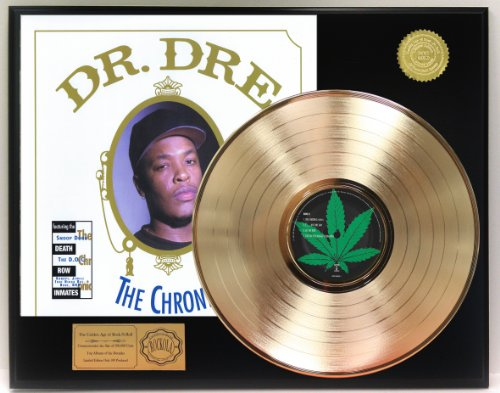 Limited Edition Gold Record (Dr. Dre Gold Clad LP Record LTD Edition Display)